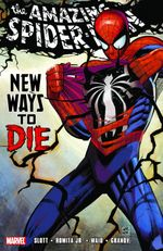 Couverture The Amazing Spider-Man:  New Ways to Die