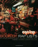 Couverture Ego Trip's Book Of Rap Lists