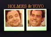 Affiche Holmes and Yoyo