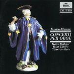 Pochette Concerti per Oboe