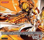 Pochette beatmania IIDX -SUPER BEST BOX- vol.1 & vol.2 (OST)