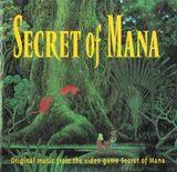 Pochette Secret of Mana (OST)