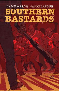Couverture Southern Bastards (2014 - Present)