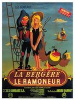 Affiche La Bergère et le Ramoneur