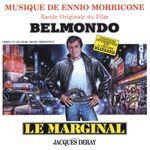 Pochette Le Marginal (OST)