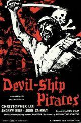 Affiche Les pirates du diable