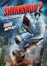 Affiche Sharknado 2