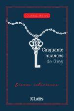 Couverture Mon journal Cinquante nuances de Grey
