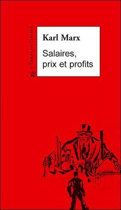 Couverture Salaires, prix et profits