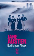 Couverture Northanger Abbey
