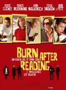 Affiche Burn After Reading