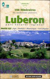 Couverture Parc naturel régional du Lubéron Est