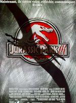 Affiche Jurassic Park III