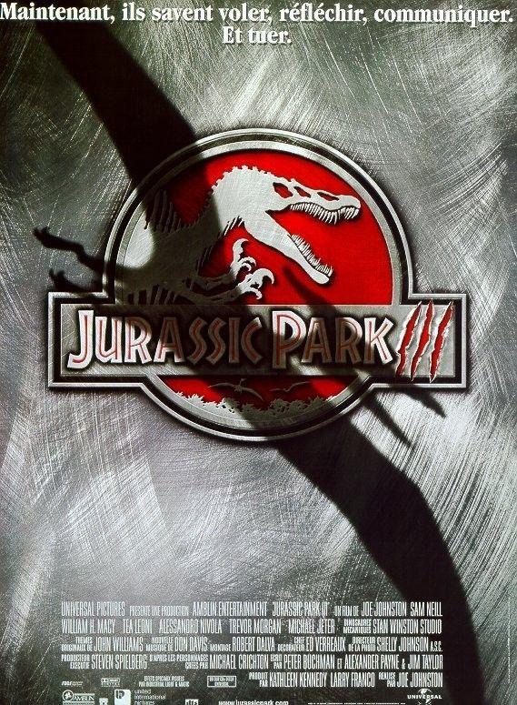 Jurassic park iii film 2001 senscritique - Jeux de jurassic park 3 ...