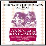 Pochette Bernard Herrmann at Fox, Volume 3: Anna and the King of Siam (OST)