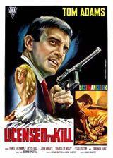 Affiche Licensed to Kill