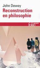 Couverture Reconstruction en philosophie