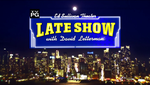 Affiche Late Show with David Letterman