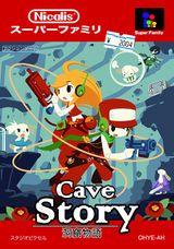Jaquette Cave Story