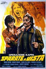 Affiche Opération K