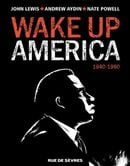 Couverture Wake up America : 1940-1960