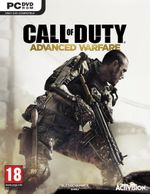 Jaquette Call of Duty : Advanced Warfare