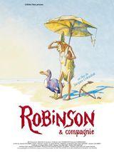 Affiche Robinson et compagnie