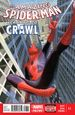 Couverture Spider-Man : Learning to Crawl