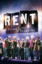 Affiche Rent: Filmed Live on Broadway