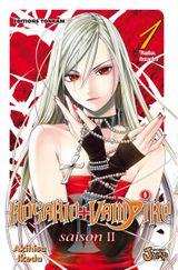 Couverture Rosario + Vampire Saison II