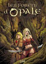 Couverture Les Hordes de la nuit - Les Forêts d'Opale, tome 8