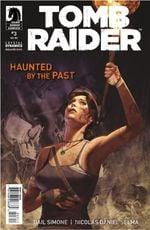 Couverture Haunted by the Past - Tomb Raider #3