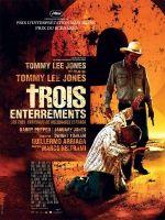Affiche Trois Enterrements