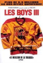 Affiche Les Boys III