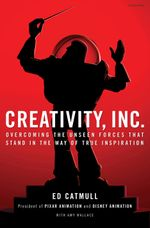 Couverture Creativity, Inc.: Overcoming the Unseen Forces That Stand in the Way of True Inspiration