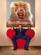Affiche Dom Hemingway