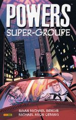 Couverture Super-Groupe - Powers, tome 4