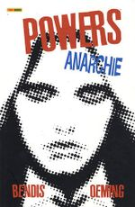 Couverture Anarchie - Powers, tome 5
