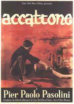 Affiche Accattone