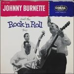 Pochette Johnny Burnette and The Rock 'n' Roll Trio