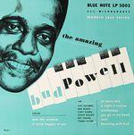 Pochette The Amazing Bud Powell