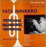 Pochette Fats Navarro Memorial Album