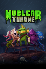 Jaquette Nuclear Throne