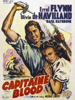 Affiche Capitaine Blood