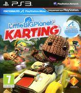 Jaquette LittleBigPlanet Karting