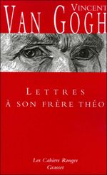 Couverture Lettres à son frère Théo