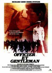 Affiche Officier et gentleman