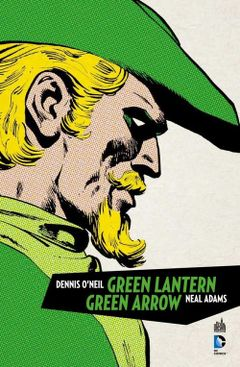 Couverture Green Lantern/Green Arrow