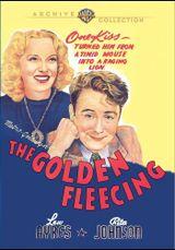 Affiche The golden fleecing