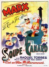 Affiche La Soupe au canard